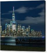 March In New York_2 Canvas Print
