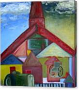 Marcia Canvas Print
