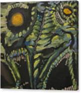 Mardi Mcgras Canvas Print