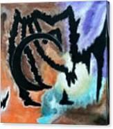 Mareh Canvas Print
