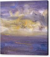 Maremoto Canvas Print
