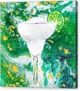 Margarita Canvas Print