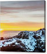 Marginal Way Day Break Canvas Print