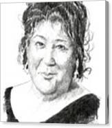 Margo Martindale Canvas Print