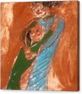 Margs Gal - Tile Canvas Print
