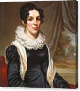 Maria Clarissa Leavitt Canvas Print