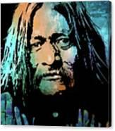 Maricopa Warrior Canvas Print