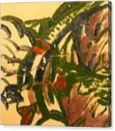 Marie - Tile Canvas Print
