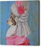 Marie Catoinette Canvas Print