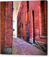 Marietta Alley Canvas Print