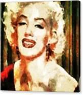 Marilyn Monroe Canvas Print