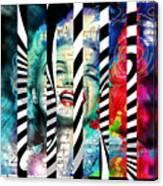 Marilyn Sis 1 Canvas Print
