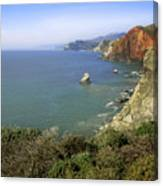 Marin Headlands 1 Canvas Print