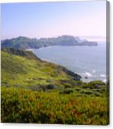 Marin Headlands 2 Canvas Print