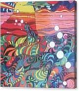 Marine Landscape Canvas Print