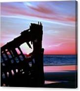 Mariners Sky 20 Canvas Print