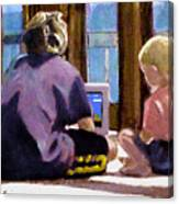 Mario Brothers Canvas Print