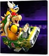 Mario Kart Wii Canvas Print