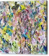 Mariposas En Tu Alma Canvas Print