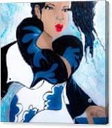 Marisol Canvas Print