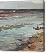 Maritime Elegy Canvas Print