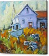 Maritime Scene Canvas Print