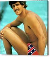 Mark Spitz, Olympic Champion Canvas Print
