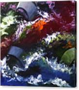 Mark Webster - Abstraction 1 Canvas Print