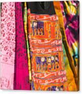 Market Bag Canvas Print