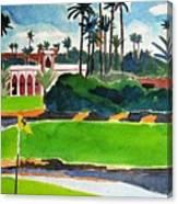 Marrakesh Morocco 4th Canvas Print