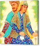 Marriage Custom Canvas Print
