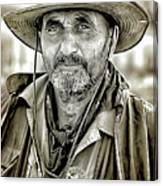 Marshal Pike Canvas Print