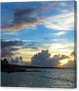 Marshall Islands Canvas Print