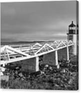 Marshall Point Lighthouse Canvas Print