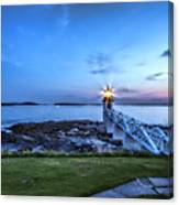 Marshall Point View Canvas Print