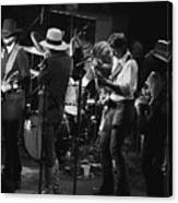 Marshall Tucker Band With Jimmy Hall 3 Canvas Print