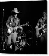 Marshall Tucker Winterland 1975 #10 Canvas Print