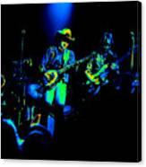Marshall Tucker Winterland 1975 #12 Enhanced In Cosmicolors #2 Canvas Print