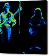 Marshall Tucker Winterland 1975 #18 Enhanced In Cosmicolors #2 Canvas Print