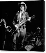 Marshall Tucker Winterland 1975 #2 Canvas Print