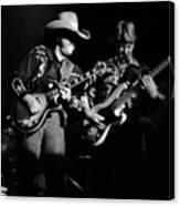 Marshall Tucker Winterland 1975 #4 Crop 2 Canvas Print