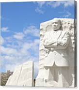 Martin Luther King Dc Memorial Canvas Print