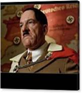 Martin Wuttke As Adolf Hitler Number Two Inglourious Basterds 2009 Frame Added 2016 Canvas Print
