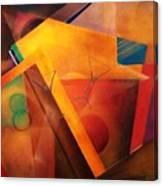 Martini Combo Canvas Print