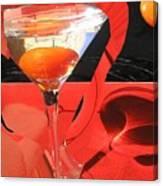 Martini Fantazy4 Canvas Print