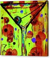 Martini Madness  Canvas Print
