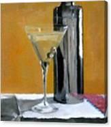 Martini3 Canvas Print