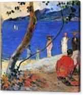 Martinique Island Canvas Print
