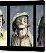 Marty Morph Canvas Print