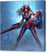 Marvel Future Fight Canvas Print